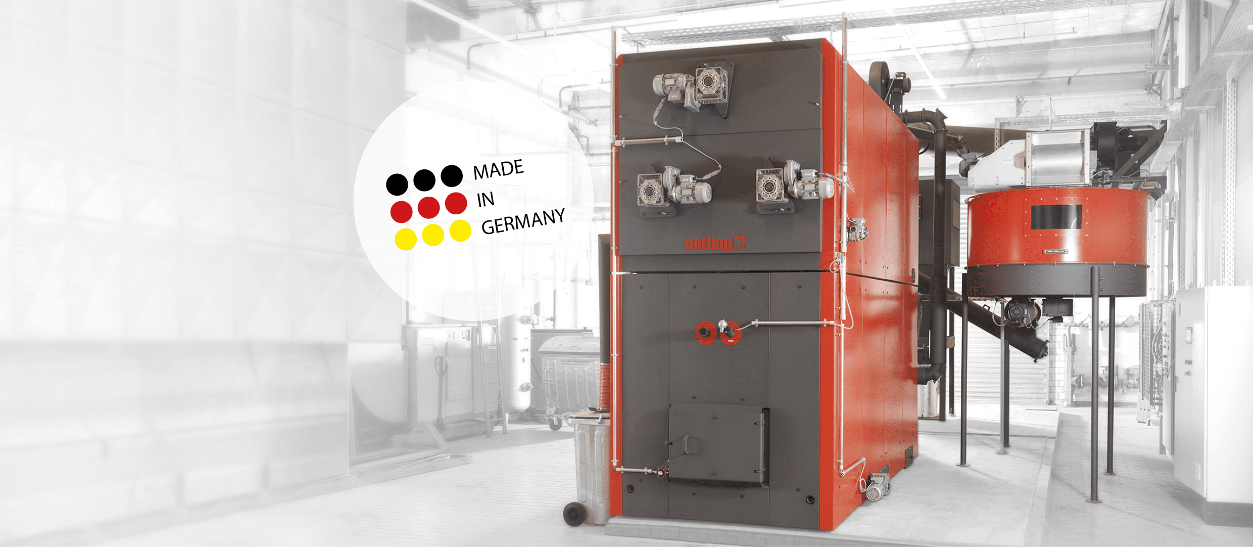 Nolting wood firing technology innovative for over 75 years