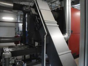 Hydraulischer Einschub Nolting Holzfeuerungstechnik GmbH