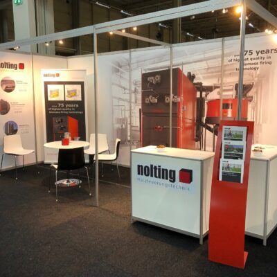 Messestand HortiContact 2020